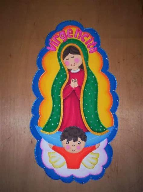 imagen virgen maria en foamy mallinista la virgen de guadalupe mam 225 de am 233 rica