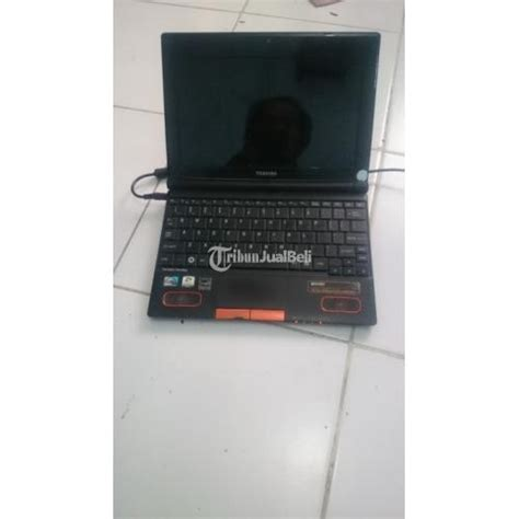 notebook laptop toshiba nb520 ram 2gb hdd 250gb audio harman kardon jakarta dijual