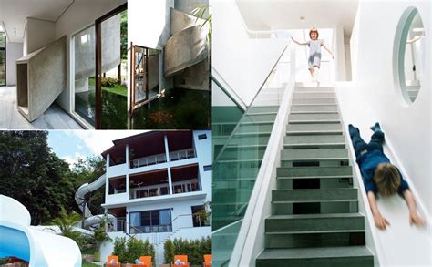 every home should come with a built in slide gizmodo