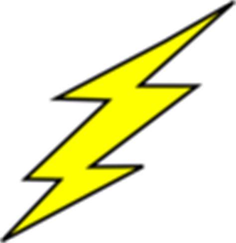 Flash Lightning Bolt Outline by Lightning Bolt Clip At Clker Vector Clip Royalty Free Domain
