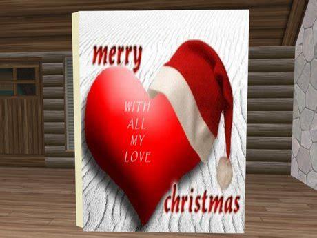 life marketplace xmas card merry christmas    love