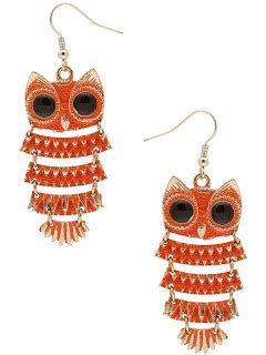 Dorothy Perkins Owl by Unlimited By Jk Owl Jewellery
