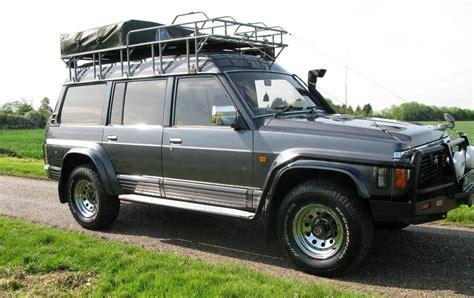 nissan safari for sale for sale nissan safari overland prepped essex uk