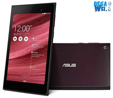Spesifikasi Tablet Asus C7 spesifikasi dan harga asus memo pad 7 me572cl begawei