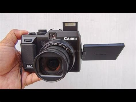 canon g14 canon powershot g1x review complete in depth on