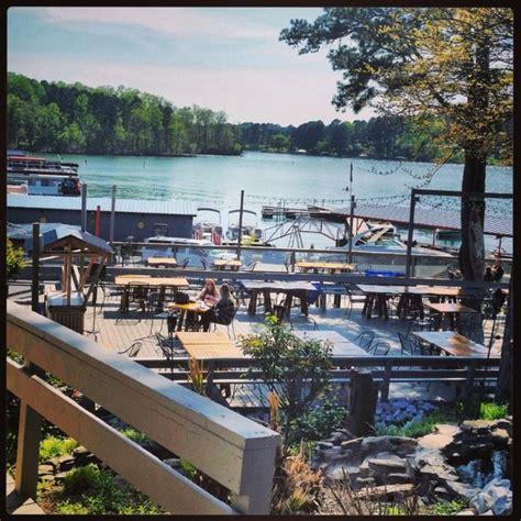 tiki hut lake keowee where to find the bluest water in south carolina