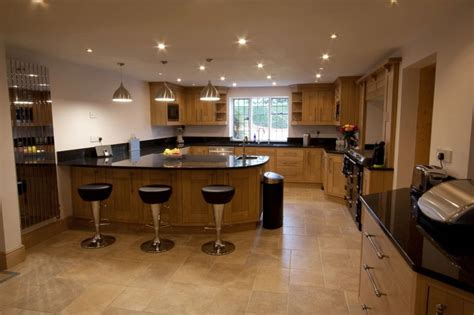 27 best images about b q solid oak kitchen images and