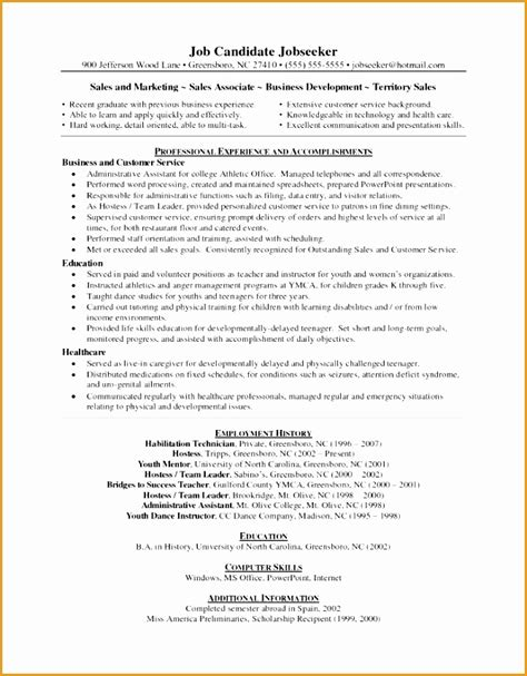 cse resume format free sle 5 clothing store sales associate resume free sles