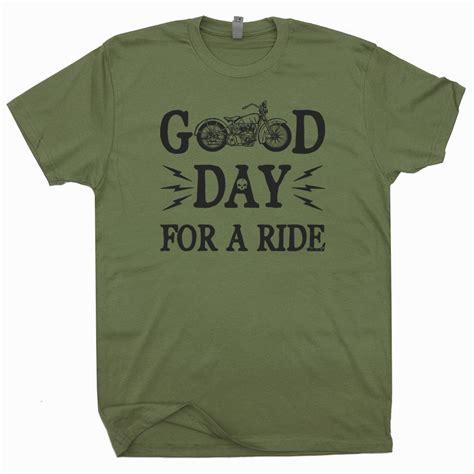 Tshirt Harley Davidson Motor Cycle day for a ride motorcycle t shirt harley davidson t