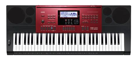 Keyboard Casio Indonesia alat band beginner performance keyboard casio ctk 6200 6250 legato center jakarta