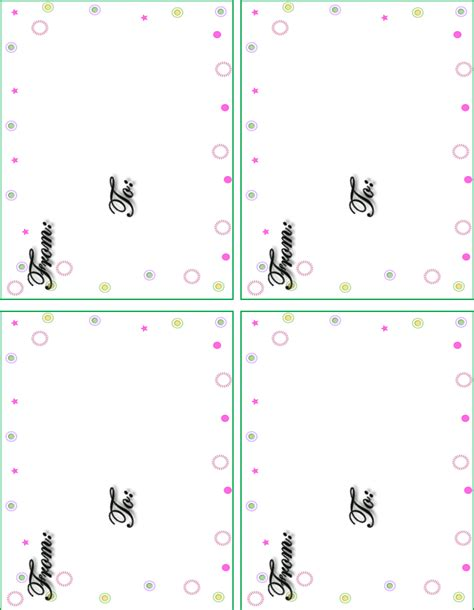 printable shipping tags free labels free printable shipping labels 5