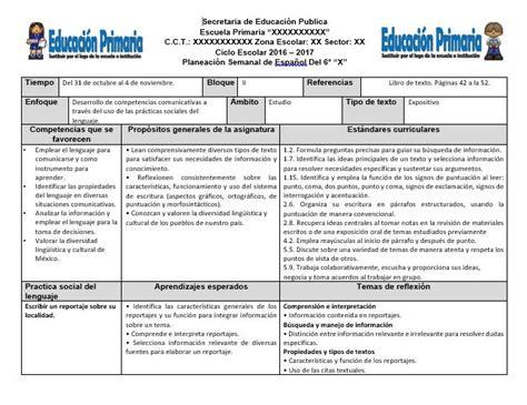 planeaciones cuarto grado bloque 1 primer bimestre ciclo escolar 2014 planeaciones del sexto grado del segundo bloque del ciclo
