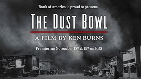 dust bowl the inspiring story of the team that barnstormed its way to basketball books ken burns dust bowl quotes quotesgram
