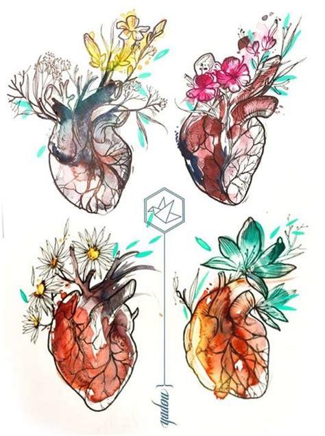tattooed heart original artist les organes du corps humain recherche google le corps