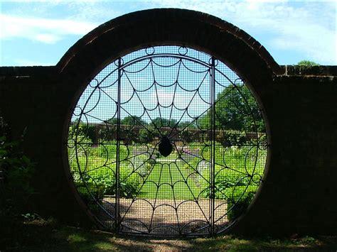 Garden Arch Gate Uk by Hoveton Gardens Norfolk Broads