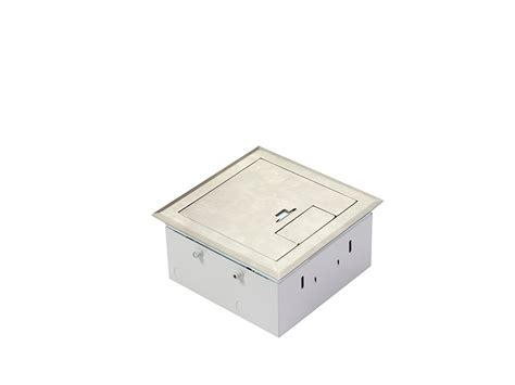 Floor Boxes by Electrical Floor Box Moduline Ffb4ptds60 75mm Ebay