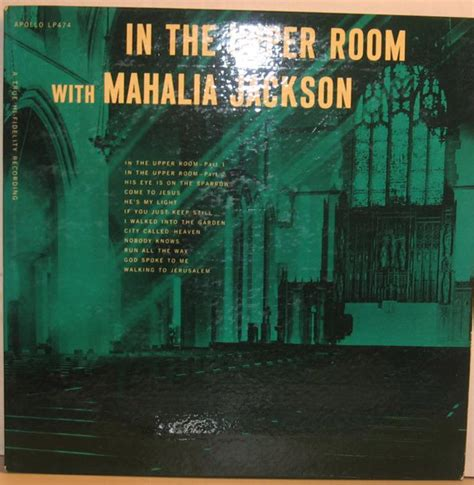 mahalia jackson in the room mahalia jackson in the room with mahalia jackson reviews and mp3