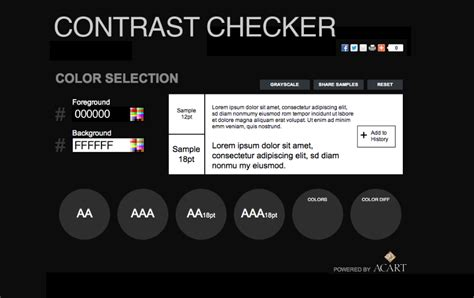 color contrast checker 28 images top 20 accessibility