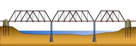 les ponts en treillis file pont poutre droite treillis m 233 tallique svg