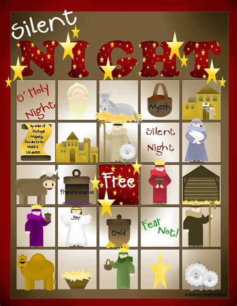 printable christmas jingo my heart home christmas games pinterest my heart
