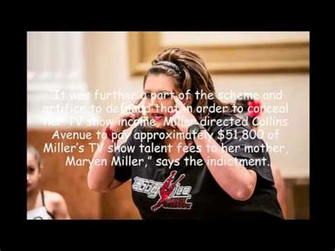 abby lee miller going to jail or coming back to work abby lee is going to jail faces 5 years in prison for