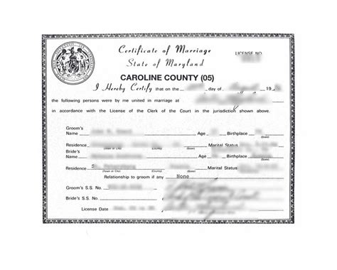 Maryland Marriage Records 17 Best Images About State Of Maryland Sle Apostille On