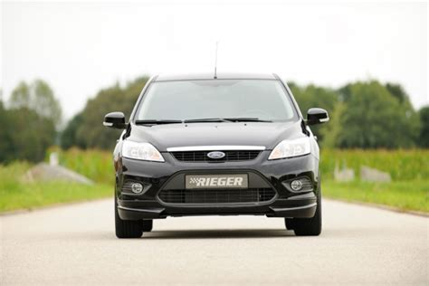 Motorradteile Wiesbaden by Rieger Tuning Spoilerlippe Frontlippe F 252 R Ford Focus 2