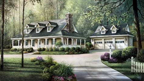 country style house plans with porches country house plans with wrap around porches country house
