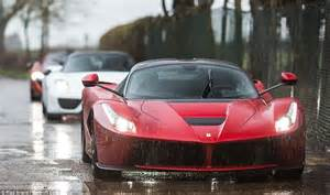 koenigsegg rain 163 20m worth of the world s fastest supercars brave rain for