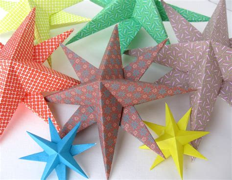 How To Make Paper Decor - how to make decorations favors ideas