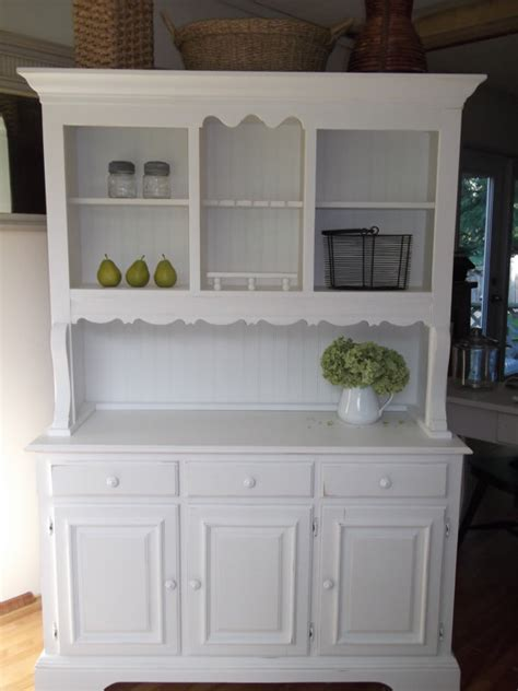 white kitchen buffet cabinet items similar to shabby cottage country farmhouse