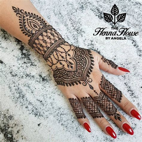 henna tattoo instagram 1 500 likes 22 comments the henna house by angela