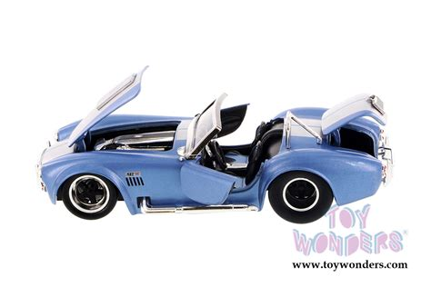 Toys Shelby Cobra 427 Sc Bigtime 1965 shelby cobra 427 s c convertible 97674pd 1 24 scale