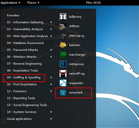 arp spoofing tutorial kali linux kali linux sniffing and spoofing