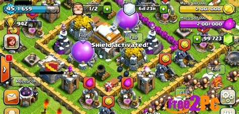 mod game coc gems coc game apk cracked download full free latest is here