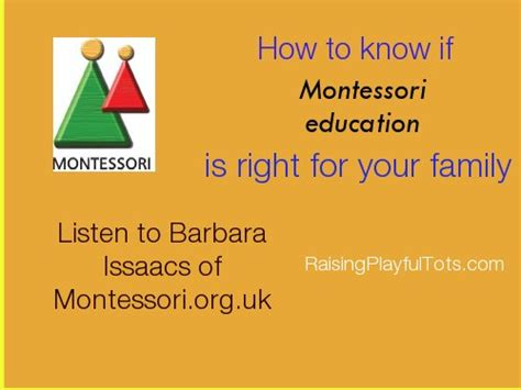 92 How To Know If Montessori Education Is Right For Your