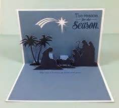 Pop Up Nativity Card Template by 1000 Images About Ideas Card On Pop Up Cards