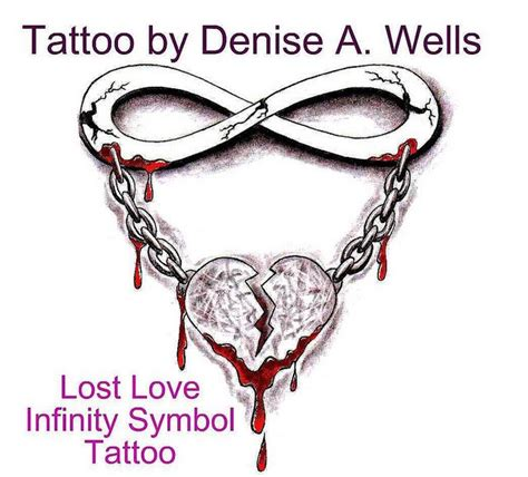love always tattoo designs so called infinity is not always forever a cracked