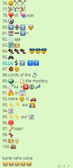 film emoji puzzel guess the movie names 100 movies whatsapp quiz