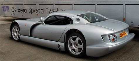 Speed 12 Tvr 2000 Tvr Cerbera Speed 12 Specifications Photo Price
