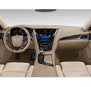 2015 Cadillac CTS Interior  US News &amp World Report