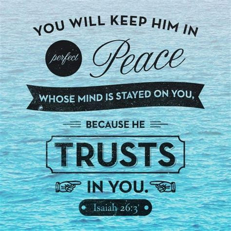 comforting bible verses but blessed is the one who trusts in the lord whose
