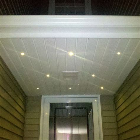 Led Soffit Lighting Outdoor Led Soffit Lighting Uk Iron
