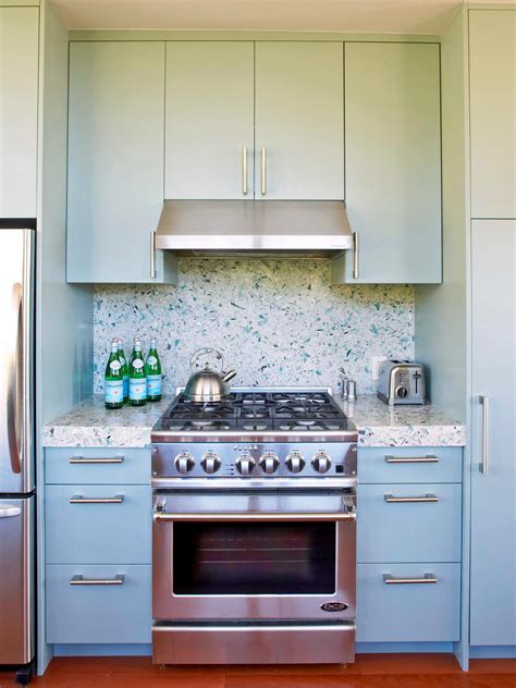 recycled glass backsplashes for kitchens 30 trendiest kitchen backsplash materials kitchen ideas