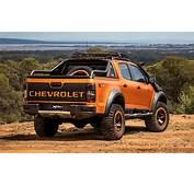 El Chevrolet Colorado Xtreme Nos Permite Adivinar