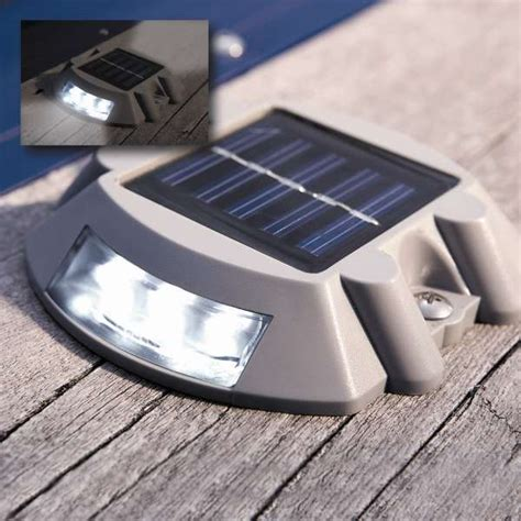 Solar Dock Light Canadadocks Dock Lights Solar