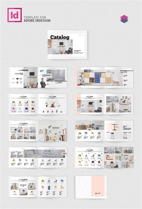 Product Catalog Landscape Adobe Indesign Template Indesign Landscape Template
