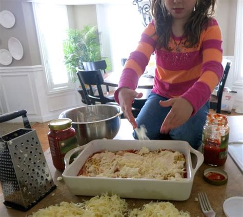 Comfy In The Kitchen by Baked Spaghetti Cooking With