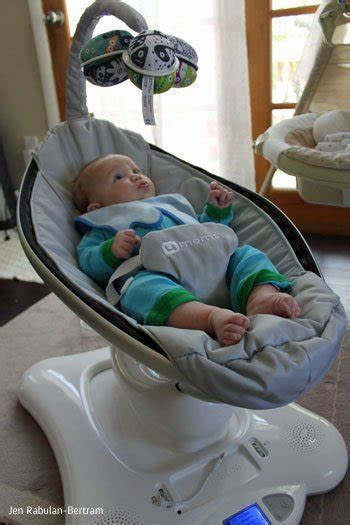 baby roo swing the new 4moms mamaroo review techlicious