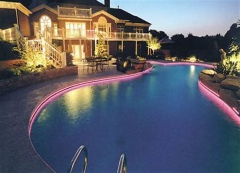 low voltage lighting near swimming pool 401 best images about outdoor lighting on